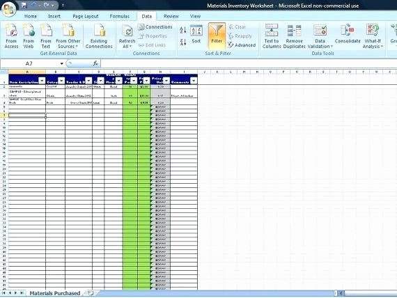 Software Comparison Template Excel Lovely Vendor Analysis Template Excel Spreadsheet Materials