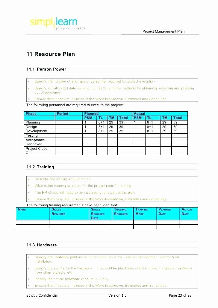 Software Development Plan Template Lovely software Development Project Plan Template Excel