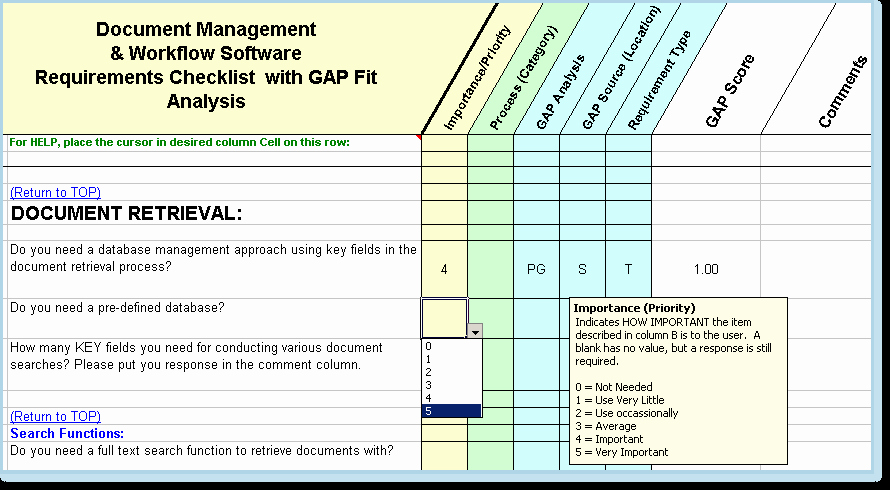 Software Gap Analysis Template Inspirational Fit Gap Analysis Template Templates Collections