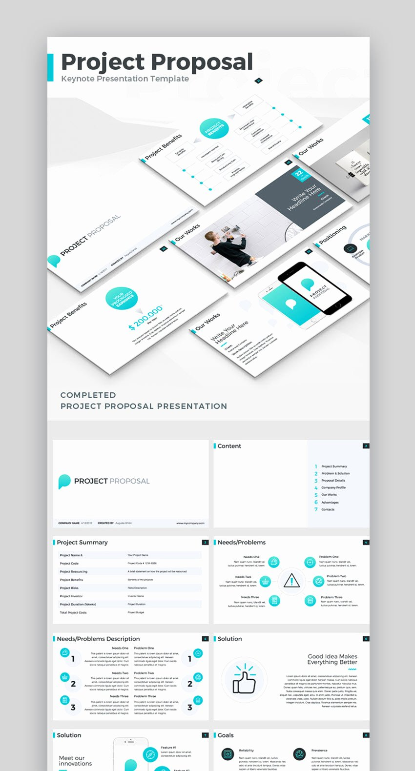 Software Project Proposal Template Fresh 18 Professional Business Project Proposal Templates for 2019