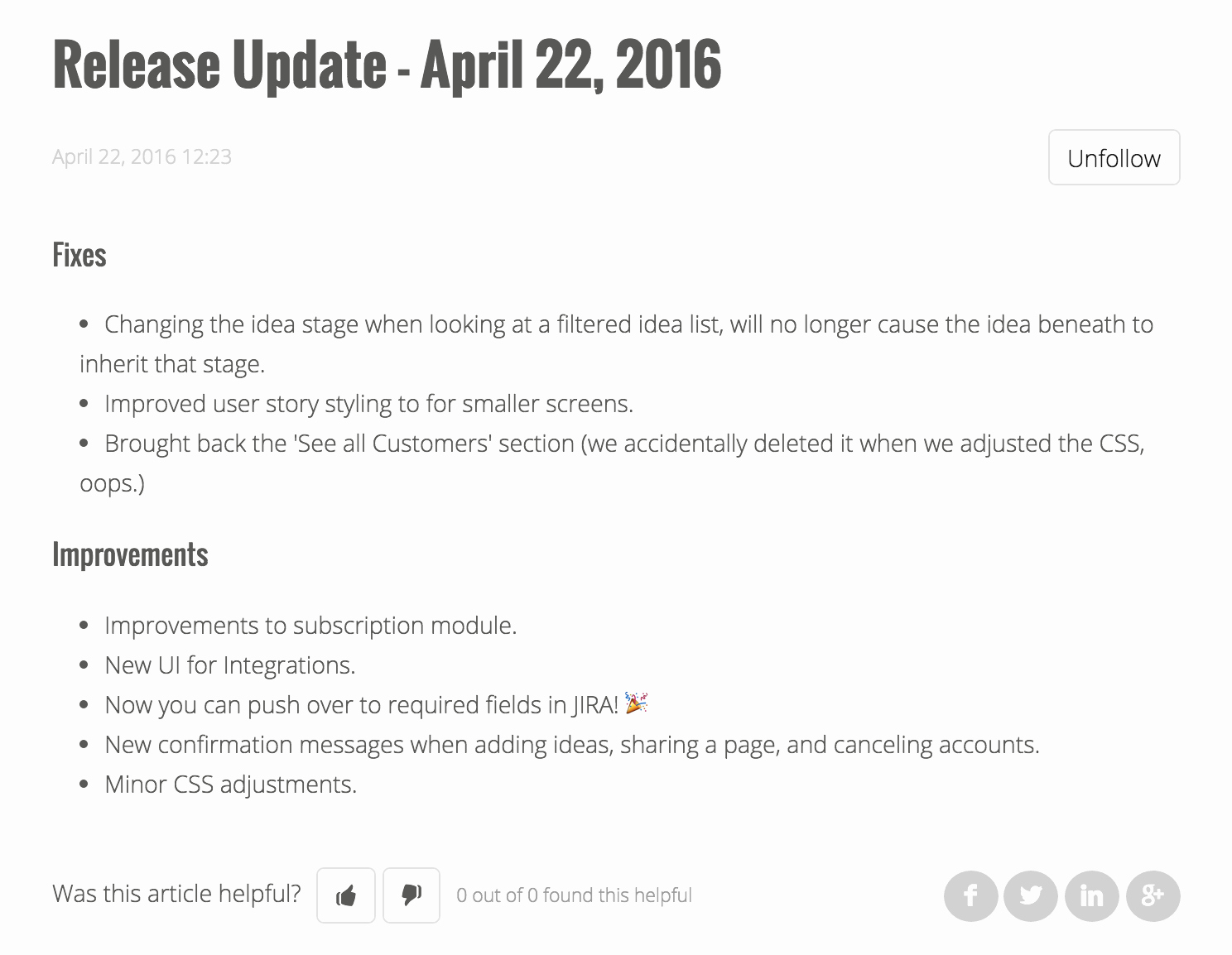 Software Release Notes Template Fresh How to Write Great Release Notes