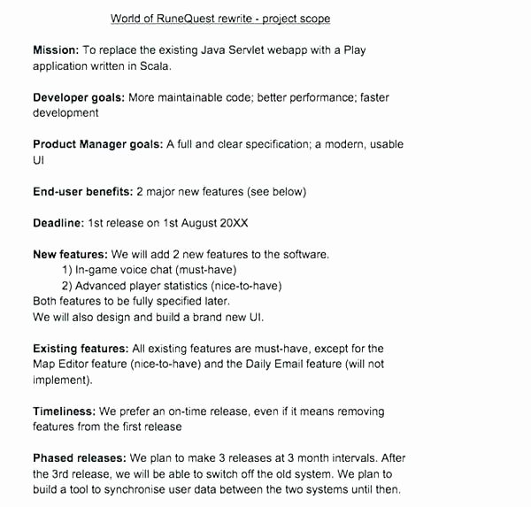Software Release Notes Template Luxury software Release Document Template – Btcromaniafo