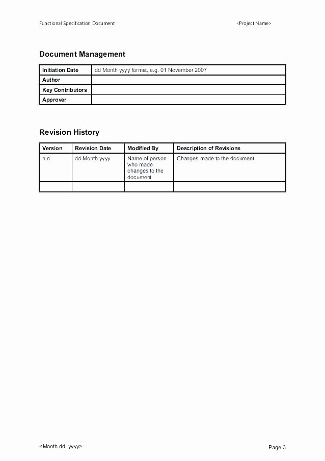 Software Release Notes Template Unique software Release Document Template – Homefitfo