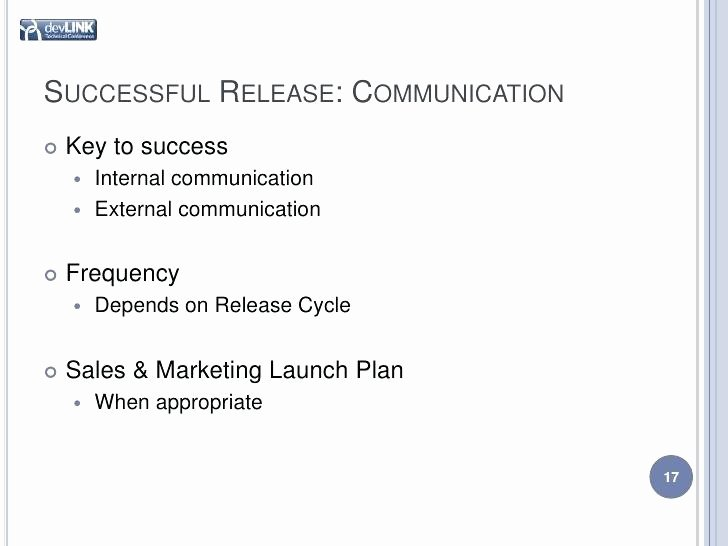 Software Release Plan Template Fresh Agile Project Management Schedule Template Release Plan