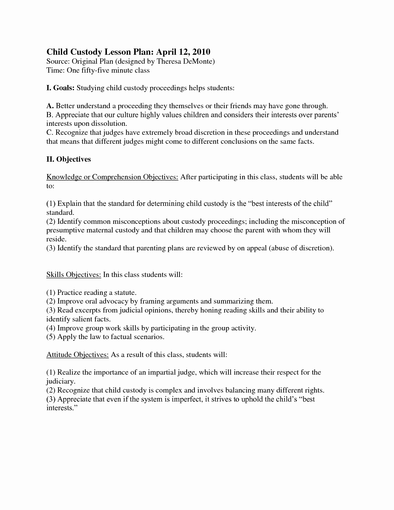 Sole Custody Agreement Template Awesome 12 Best Of Example Custody Agreement Letters
