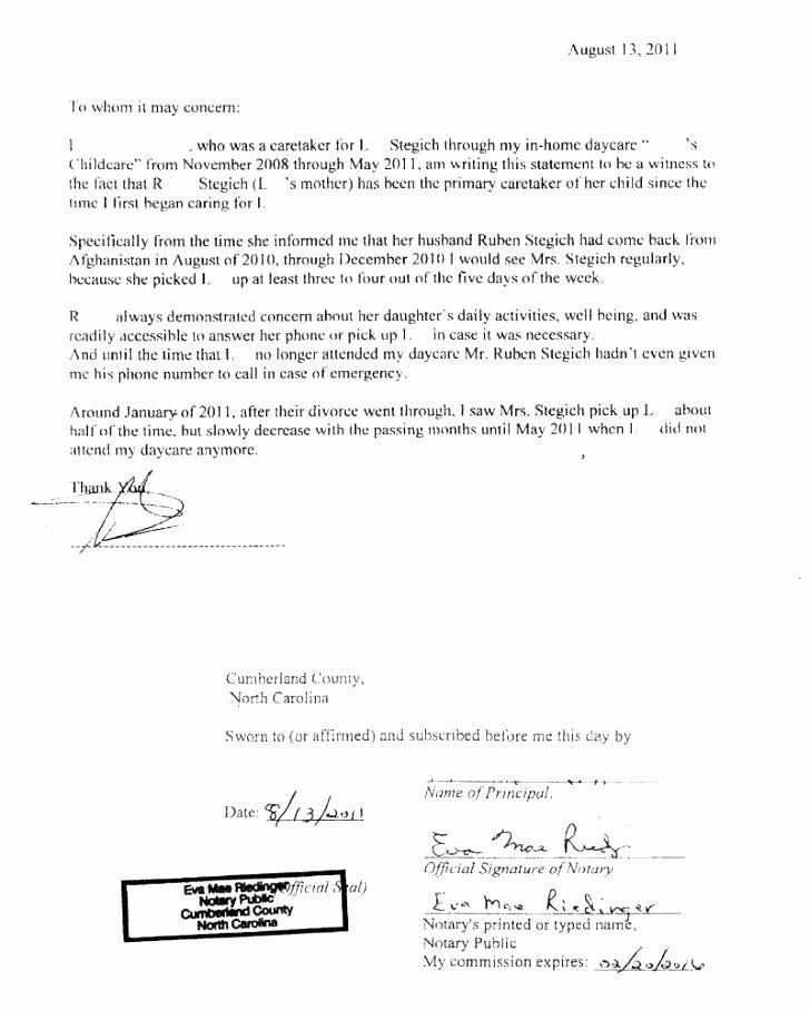 Sole Custody Agreement Template Beautiful Custody Agreement Template Notarized Child Support