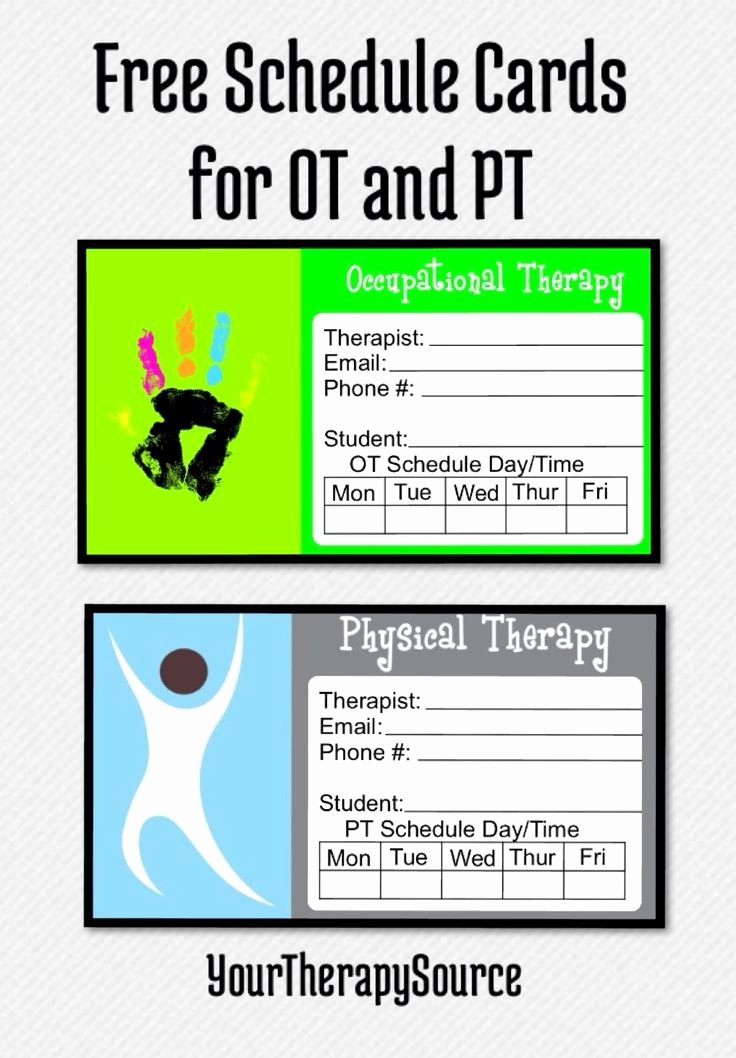 Speech therapy Schedule Template Awesome 15 Best Rotator Cuff Tear Images On Pinterest