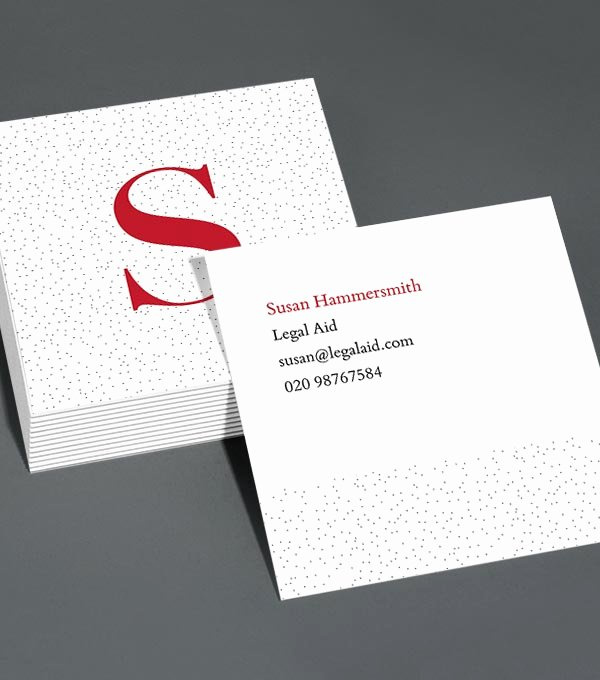 Square Business Card Template Awesome Browse Square Business Card Design Templates