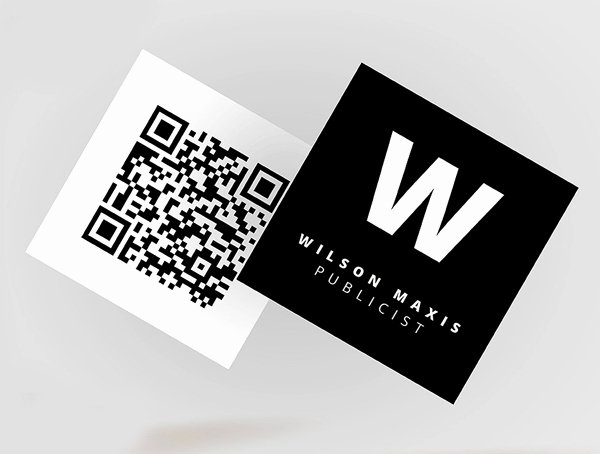 Square Business Card Template Elegant Mini Square Business Card Psd Templates Design