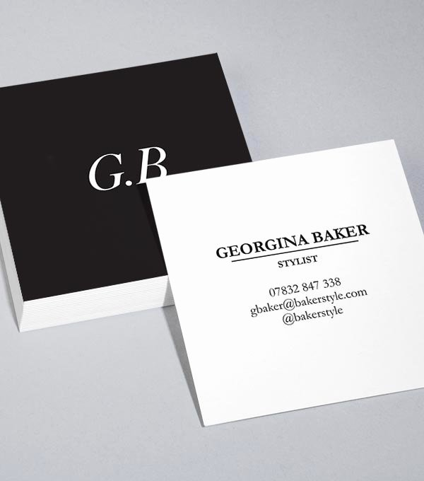 Square Business Card Template Lovely Browse Square Business Card Design Templates