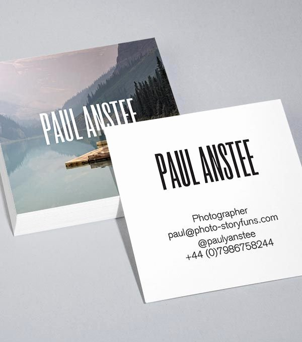 Square Business Card Template New Best 25 Square Business Cards Ideas On Pinterest