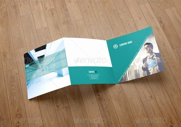 Square Trifold Brochure Template Awesome 2014 Free & Premium Brochure Templates