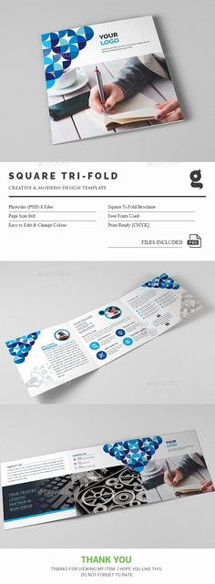 Square Trifold Brochure Template Awesome Free 3 Fold Square Brochure Mock Up Psd Template