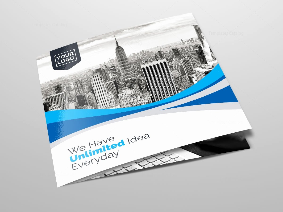 Square Trifold Brochure Template Awesome Square Trifold Brochure Template Template Catalog