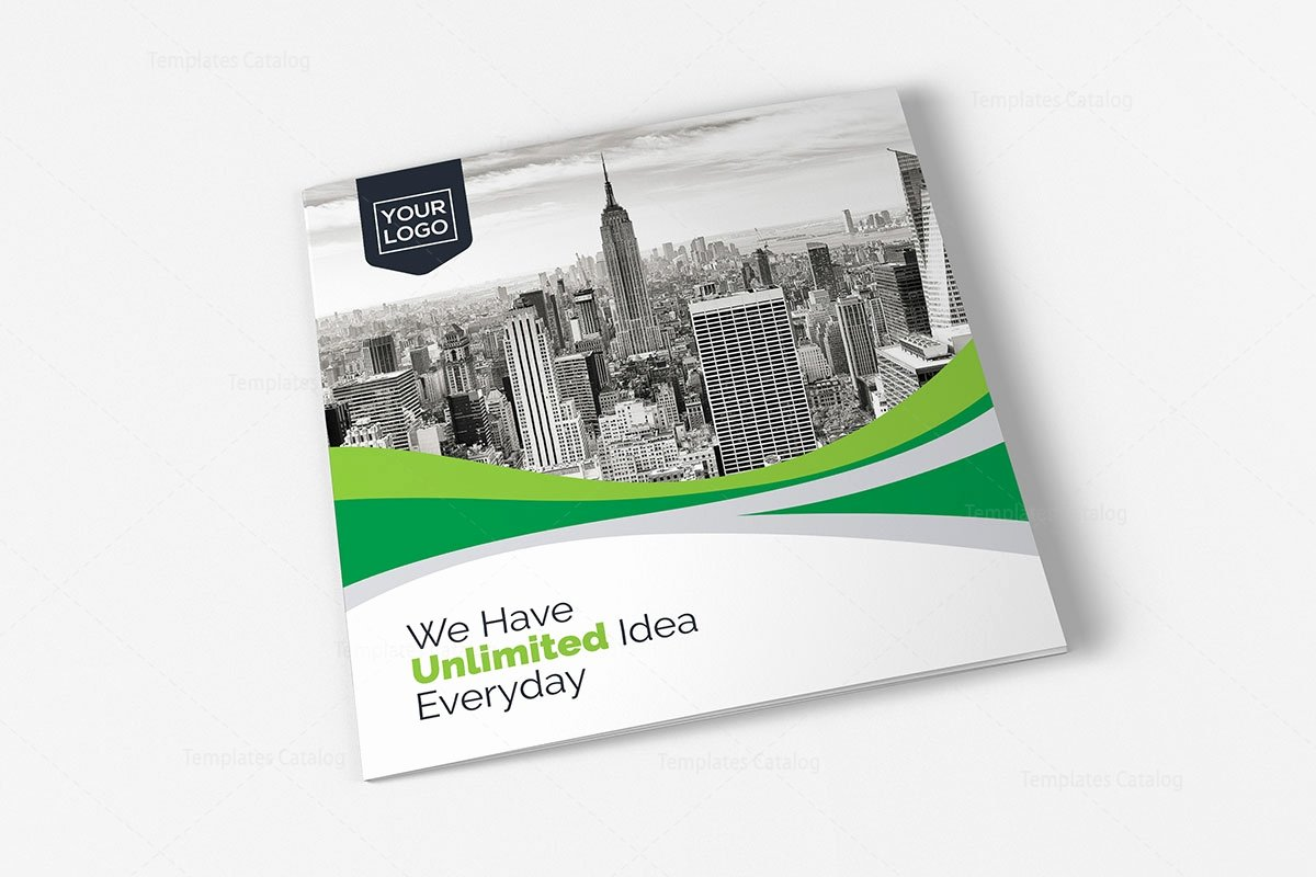 Square Trifold Brochure Template Beautiful Square Trifold Brochure Template Template Catalog