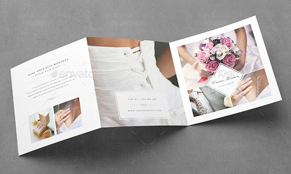 Square Trifold Brochure Template Best Of 25 Best Graphy Brochure Templates