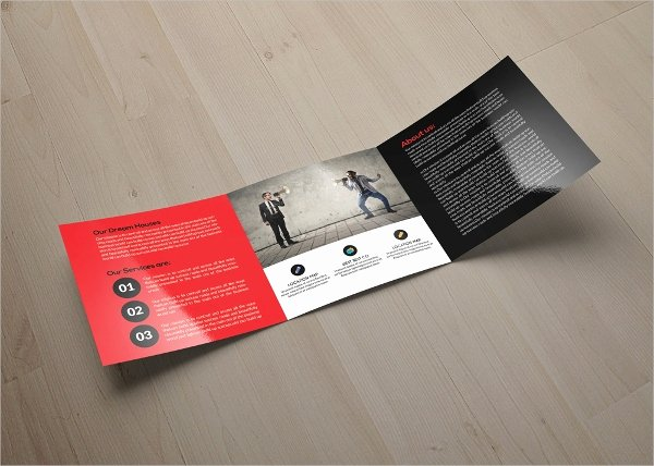 Square Trifold Brochure Template Lovely Marketing Brochure Template – 14 Free Psd Eps Ai