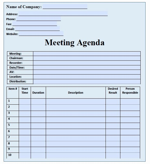 Staff Meetings Agenda Template Awesome Best S Of Sample Agenda Template Sample Meeting