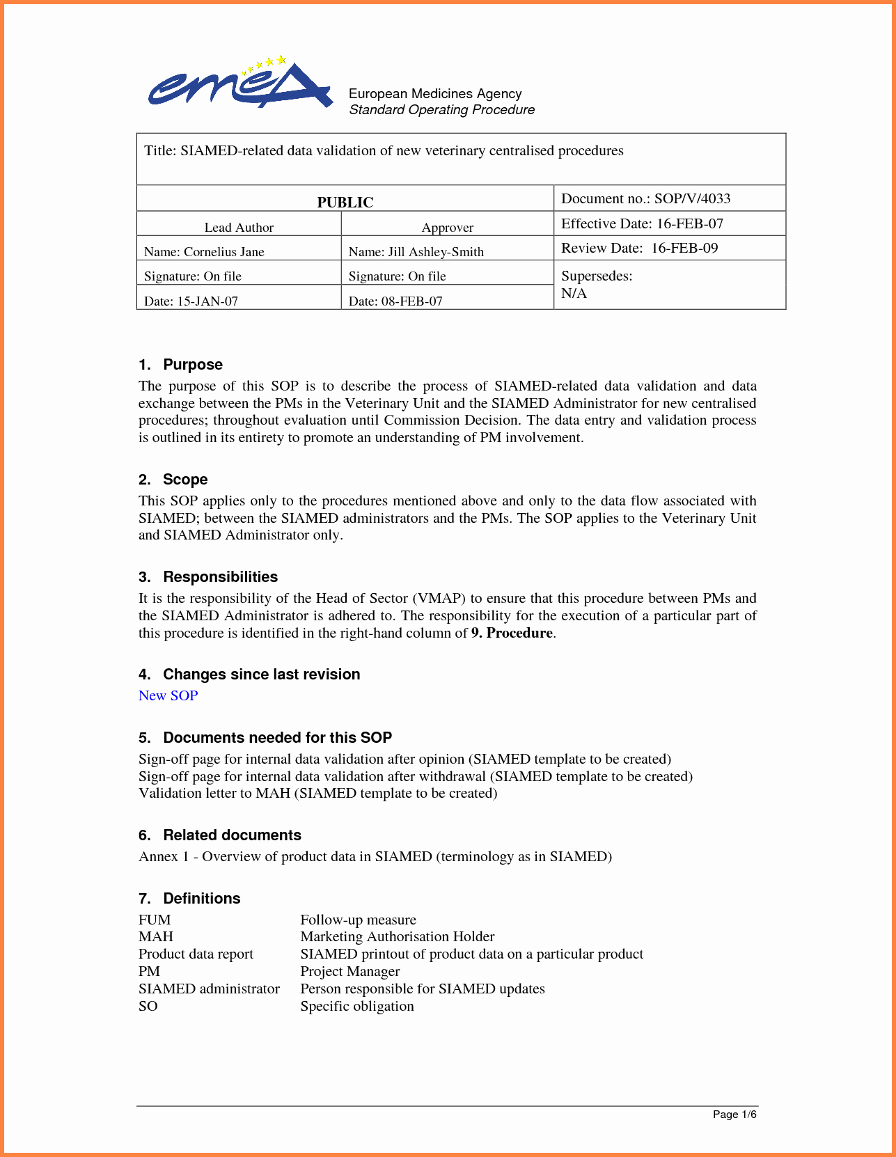 Standard Operating Procedures Template Free Best Of Template for sop Portablegasgrillweber