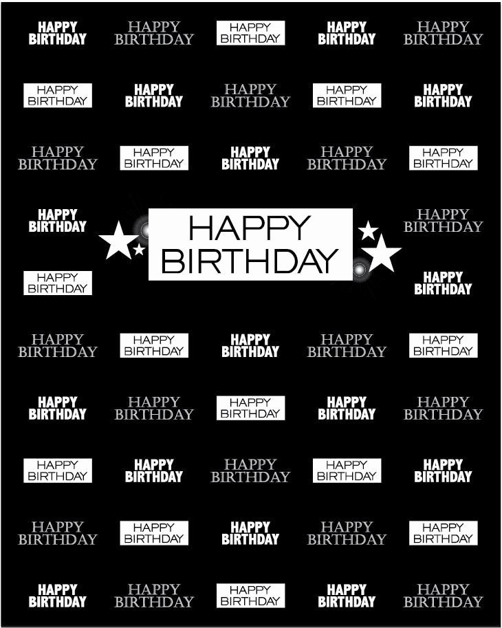 Step and Repeat Template Lovely 31 Best Images About Happy Birthday Step & Repeat On Pinterest