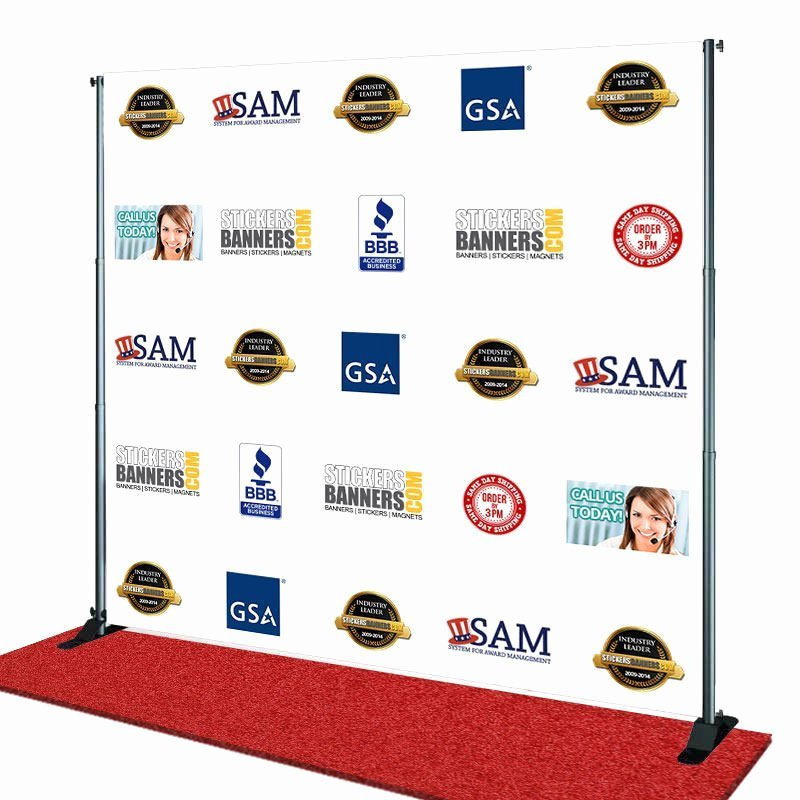 Step and Repeat Template Luxury 40 Free Ad Banner Templates Designs Business Ad Banner