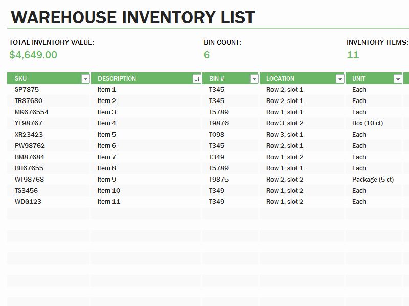 Stock Inventory Excel Template New Pin by Joe Mcfarland On Excel Pinterest