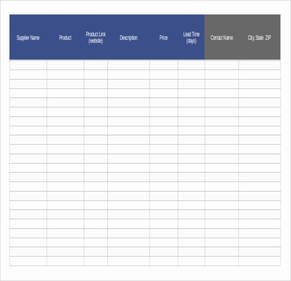 Stock Inventory Excel Template Unique 18 Stock Inventory Control Templates Pdf Doc