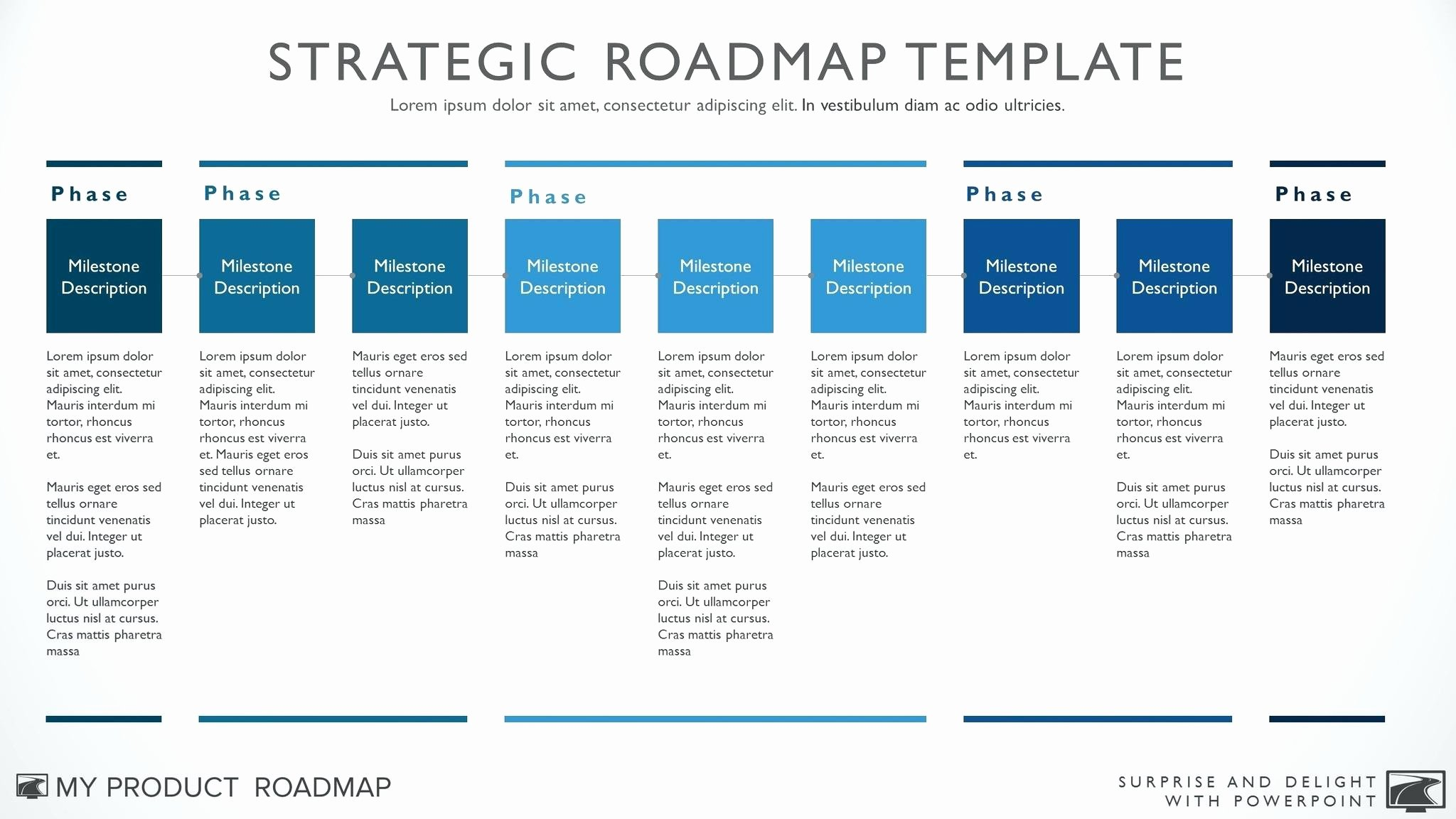 Strategic Business Plan Template Lovely Template Strategic Planning Template Word