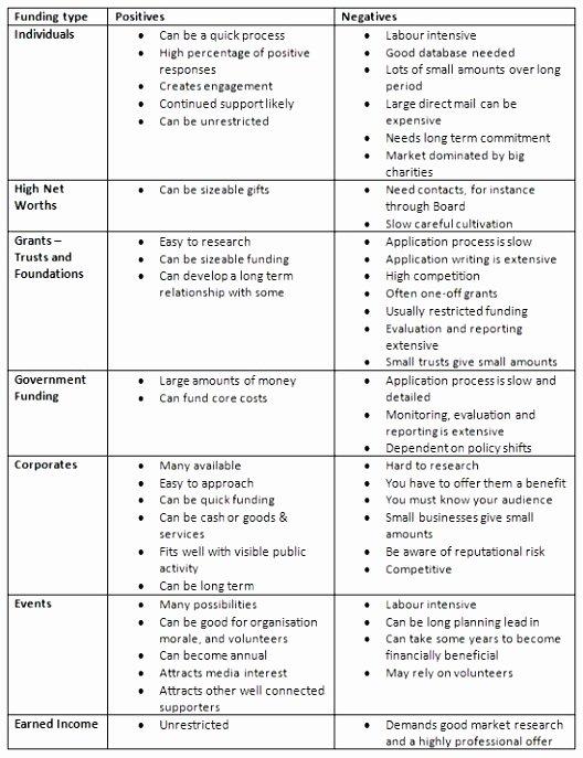 Strategic Planning Nonprofit Template New 12 Strategic Plan Template for Non Profits Warru