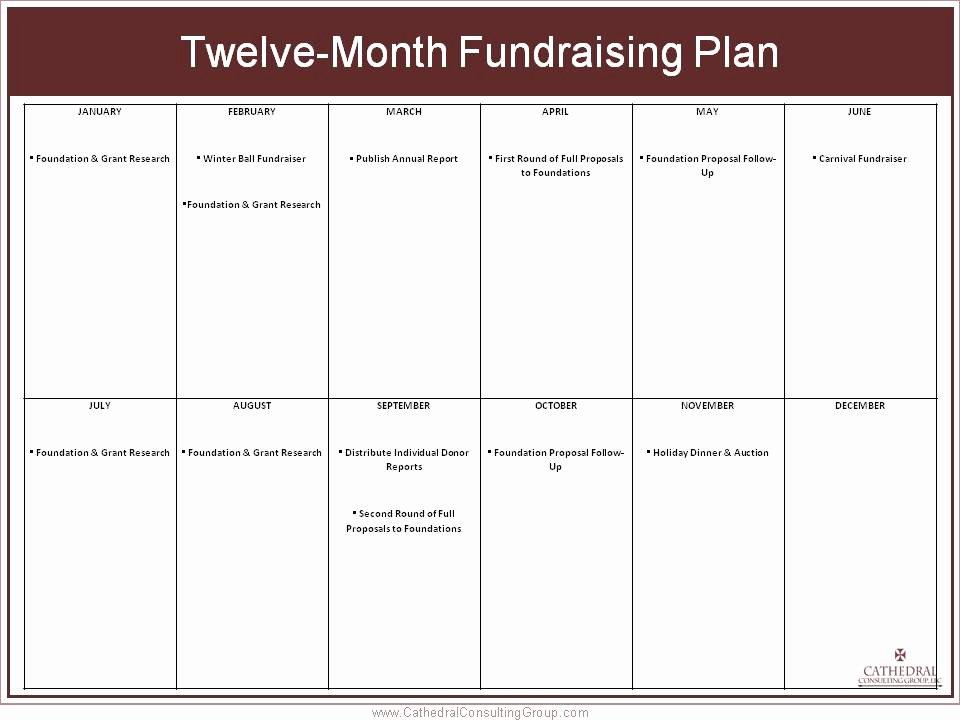 Strategic Planning Nonprofit Template New Strategic Plan Template for Nonprofits