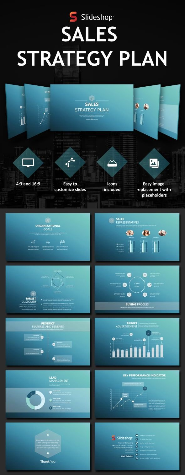 Strategic Sales Plan Template Beautiful Pin by Maria Alena On Best Design Resources Templates 2018