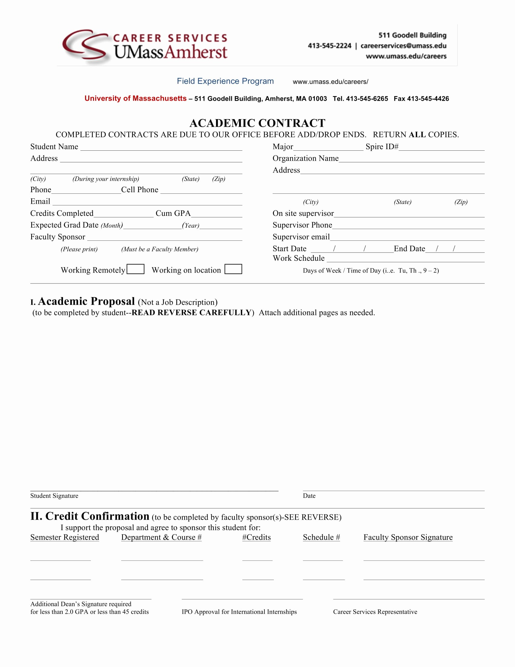 Student Academic Contract Template Inspirational 9 Student Academic Contract Template Examples Pdf