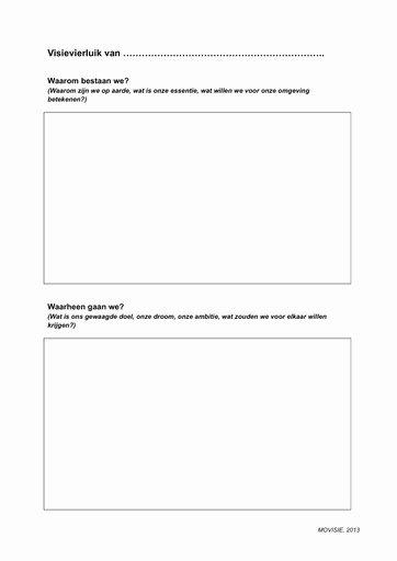 Student Academic Contract Template Luxury Visievierluik Alg