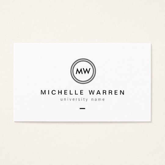 Student Business Card Template Elegant Student Business Card Template Templates Station