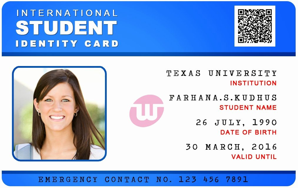 Student Business Card Template Inspirational 10 Psd University Card Business Card Psd Template