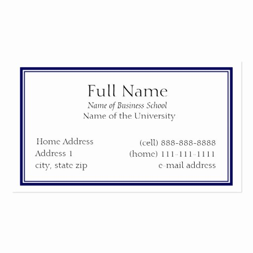 Student Business Card Template Unique 5 000 Student Business Cards and Student Business Card