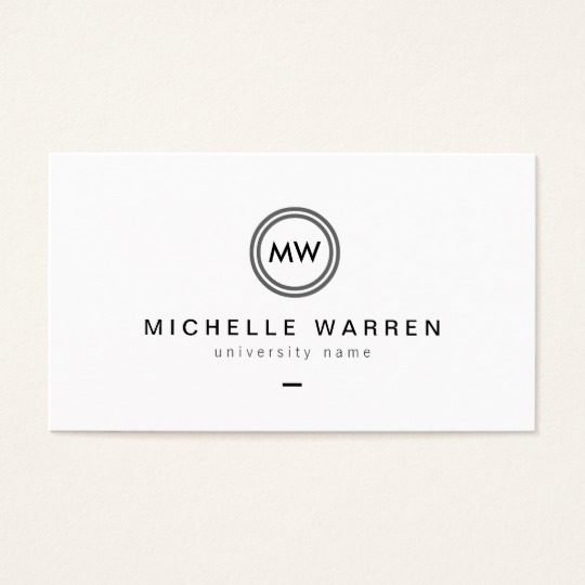 Student Business Card Template Unique Student Business Card Template