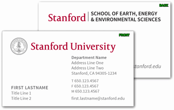 Student Business Cards Template Beautiful College and Graduate Student Business Cards Template