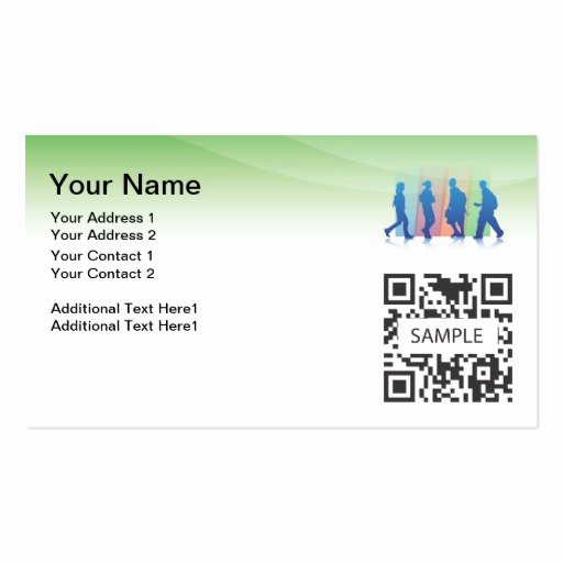 Student Business Cards Template Lovely Business Card Template Students Walking