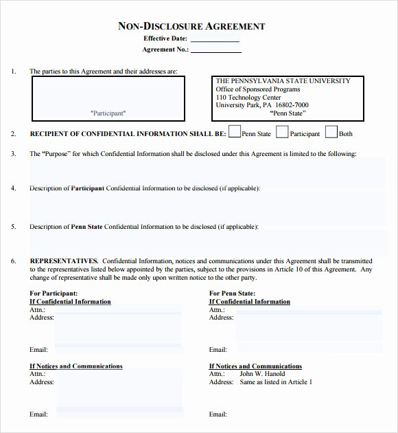 Subcontractor Non Compete Agreement Template Beautiful Download Free software Non Disclosure and Non Pete