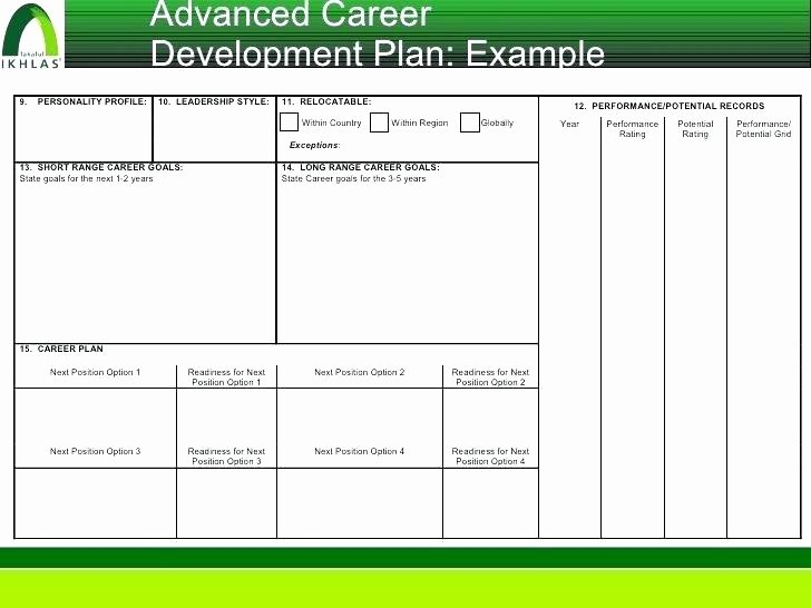 succession planning tools template