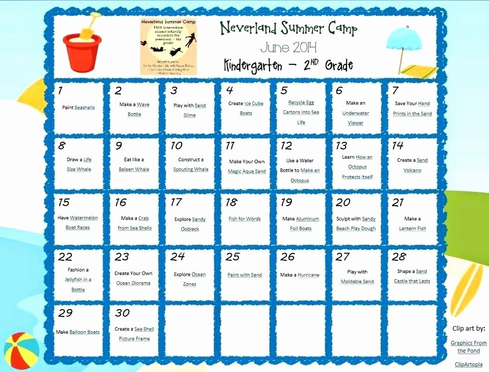 Summer Camp Daily Schedule Template Awesome Excel Schedule Template Layout Free Download Camp Daily