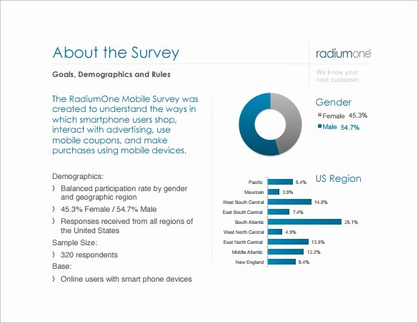 Survey Results Report Template Awesome 11 Survey Report Templates Download for Free