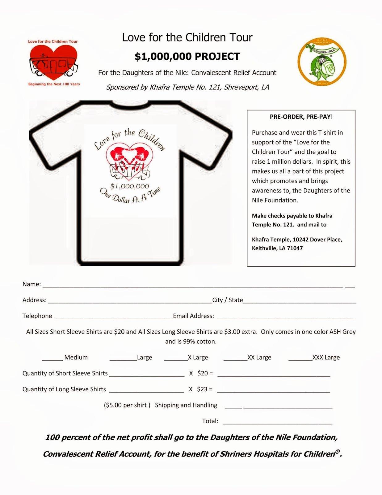 T Shirt Invoice Template Elegant Blank Template Shirt order form