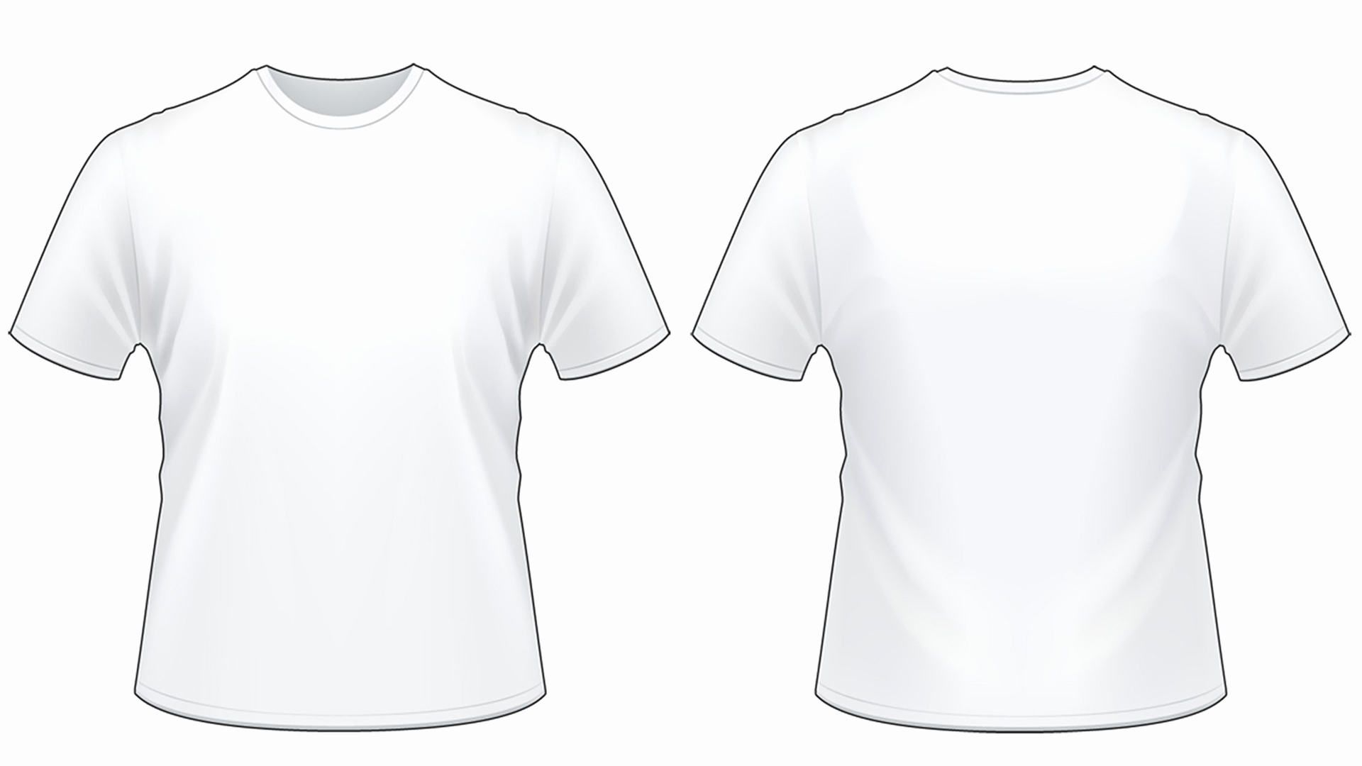 T Shirt Photoshop Template Awesome Blank Tshirt Template Worksheet In Png Hd Wallpapers