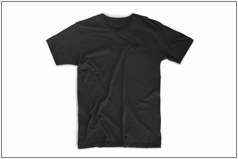 T Shirt Photoshop Template Awesome the Best T Shirt Templates & Clothing Mockup Generators