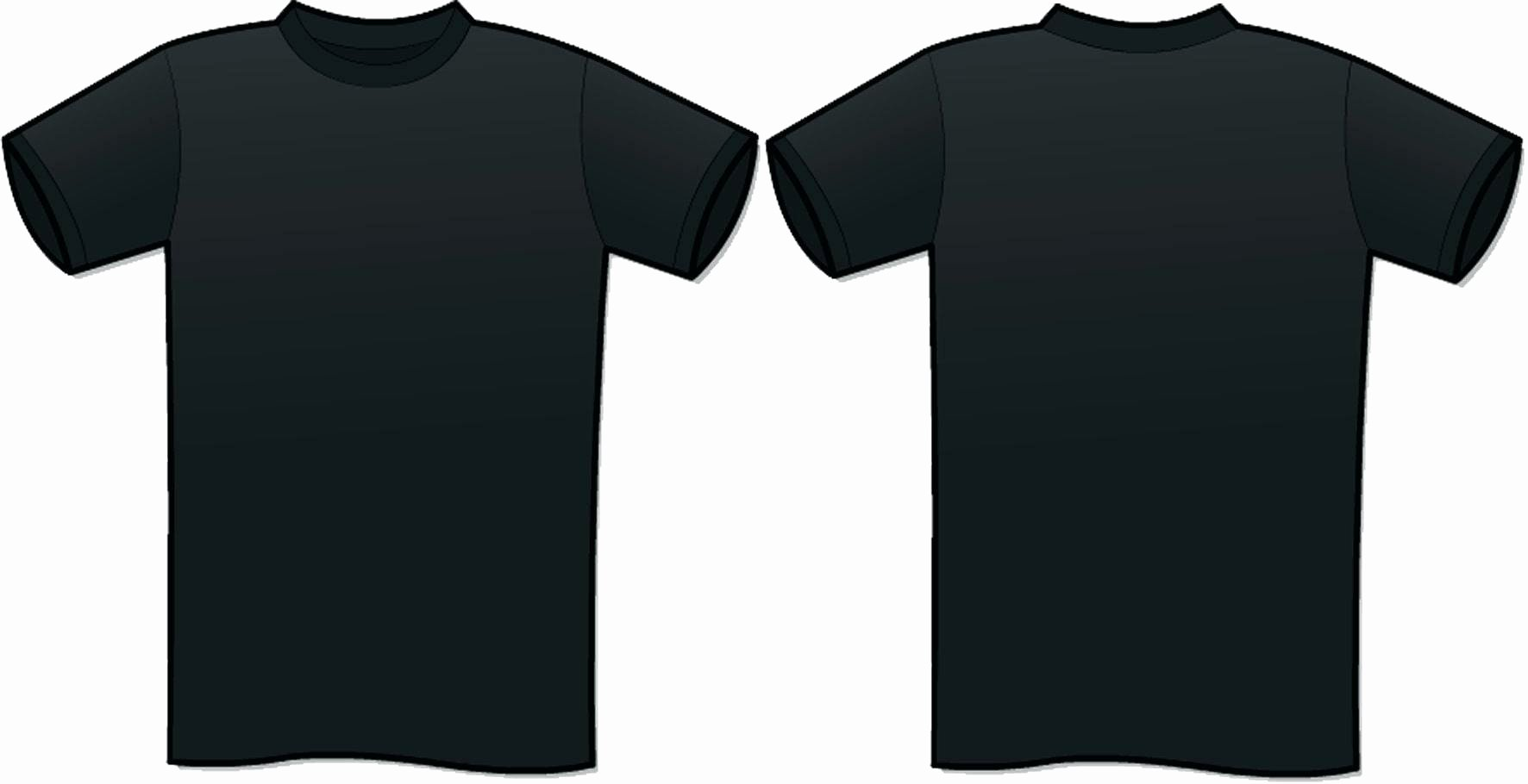 T Shirt Photoshop Template Beautiful Blank T Shirt Template