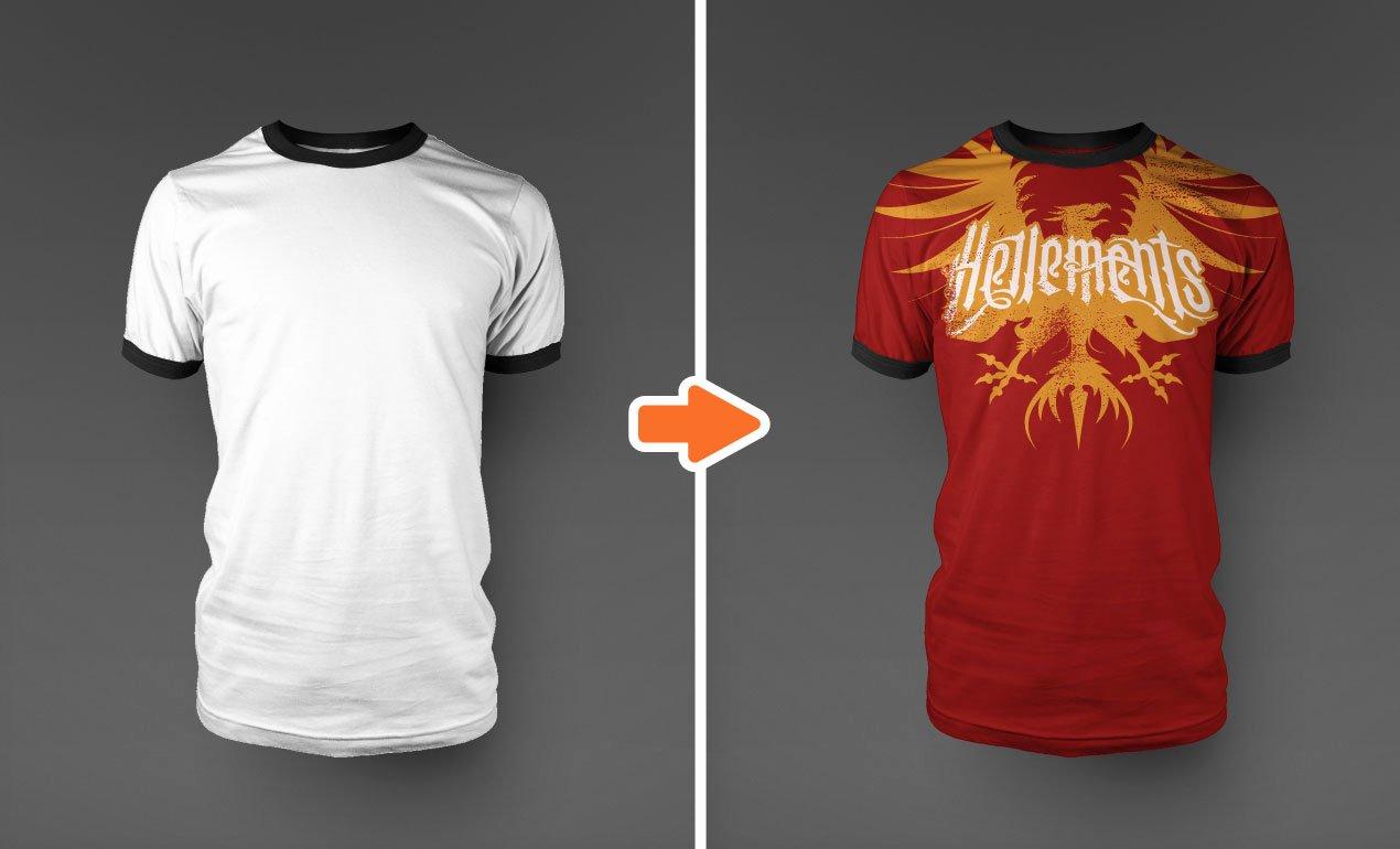 T Shirt Photoshop Template Elegant Free Psd Mockup File Page 18 Newdesignfile
