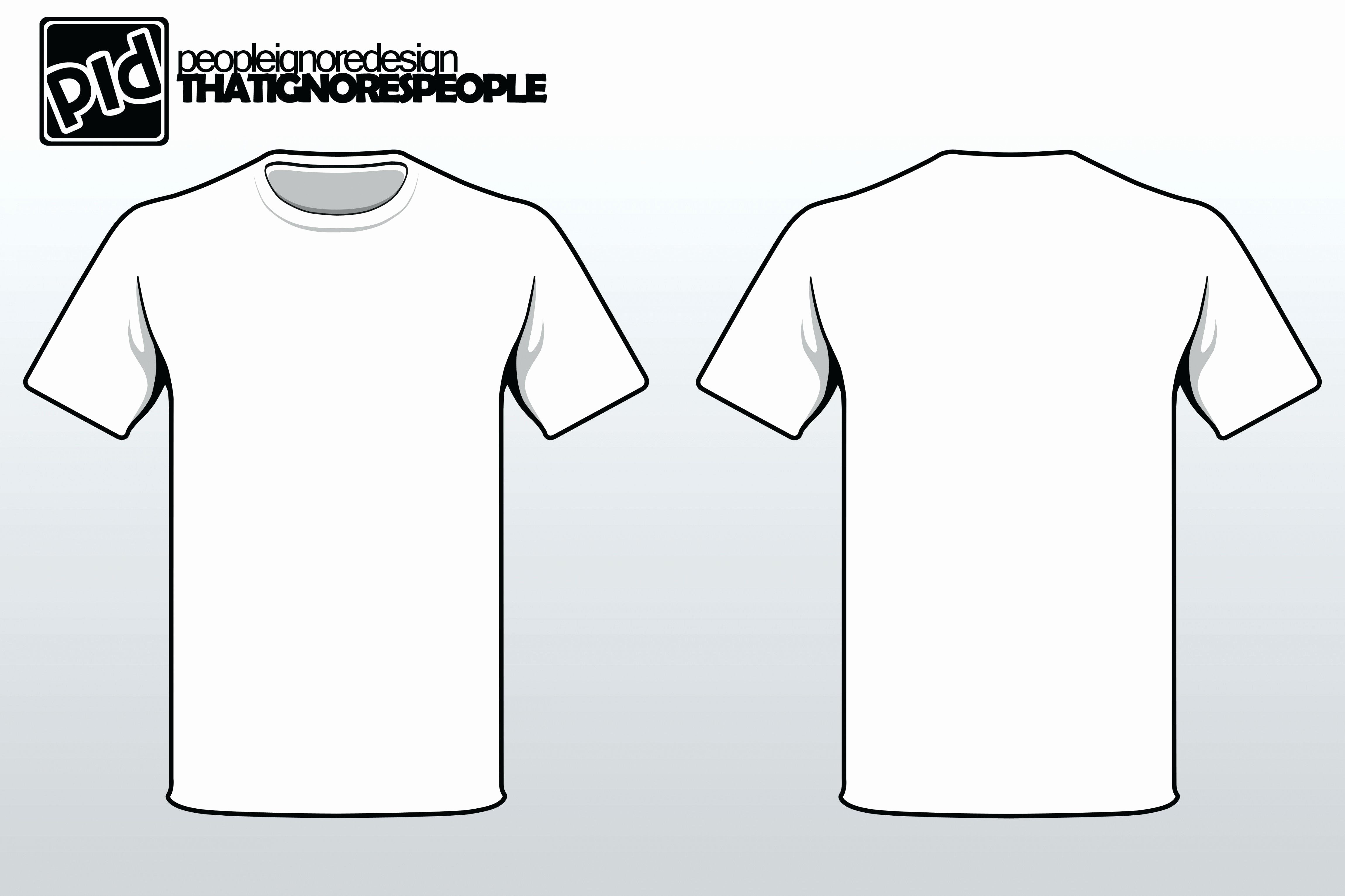 T Shirt Photoshop Template Fresh Sign Out Sheet Template