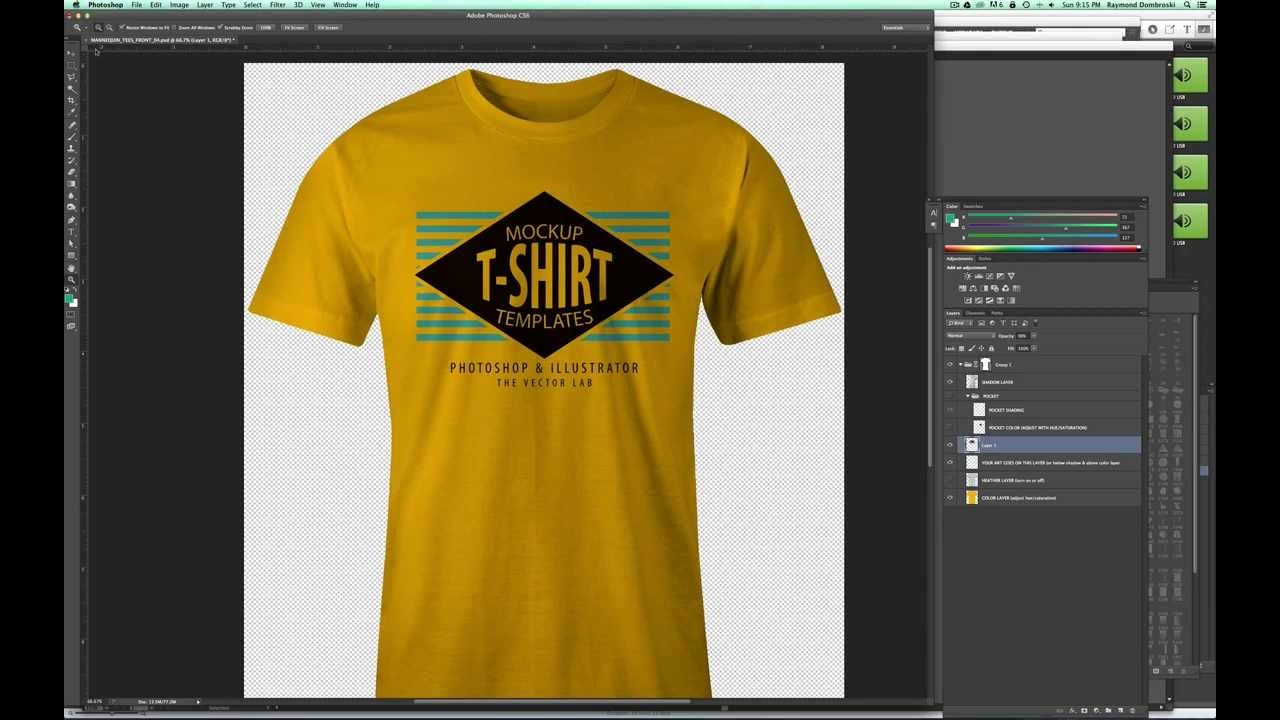 T Shirt Photoshop Template Inspirational Mockup A T Shirt Design In Shop so It Looks Real